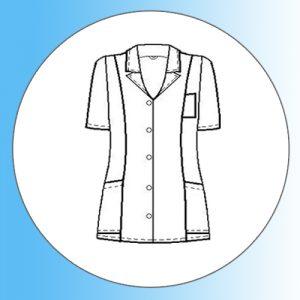 Медицинские блузы